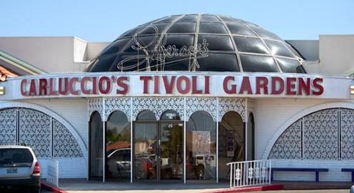 Carluccio's Tivoli Gardens Restaurant
