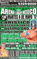 I Have No Fancy Title for this CMLL Running Diary