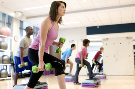 Get off your couch and get your body moving...reduce anxiety through natural endorphins.