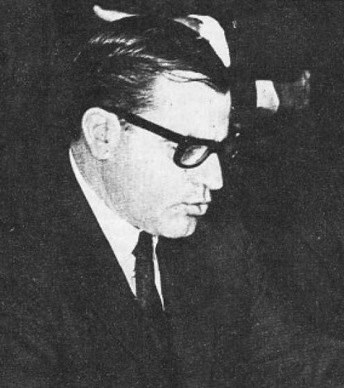 President Juan Maria Bordaberry
