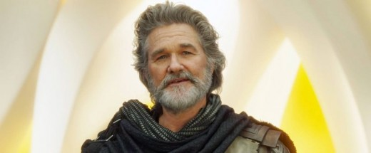 Kurt Russel is great as Ego the Living Planet
