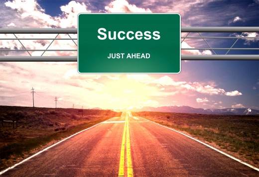 Success, just ahead!