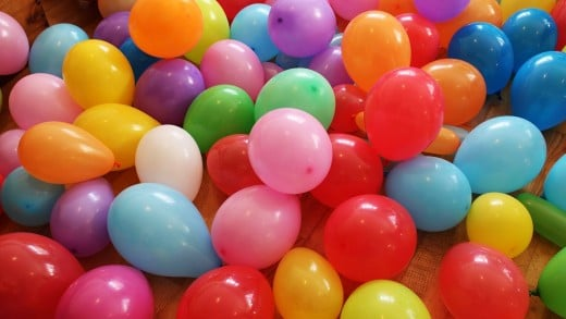 Water Balloons for Summer Fun