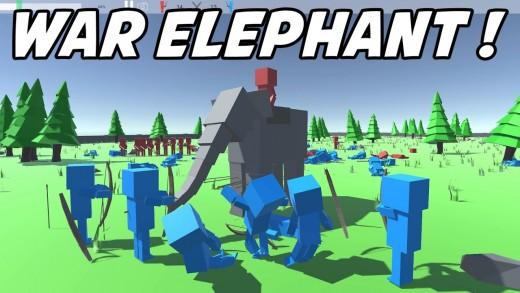 Ancient Warfare 2 War Elephant