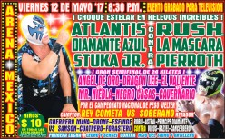 Soberano Jr. vs. Rey Cometa: A CMLL Preview
