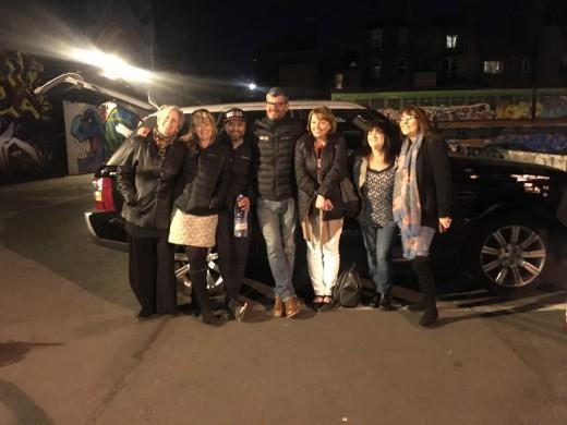 Vaxxed Team Dublin 05 May 2017.