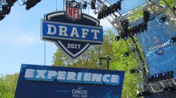 Free Bible Literature Was Offered at the NFL Draft for 2017