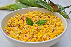 How to Make Sweet Corn Chaat In 15 minutes