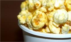 Diy - Create A Popcorn Box From A Milk Carton