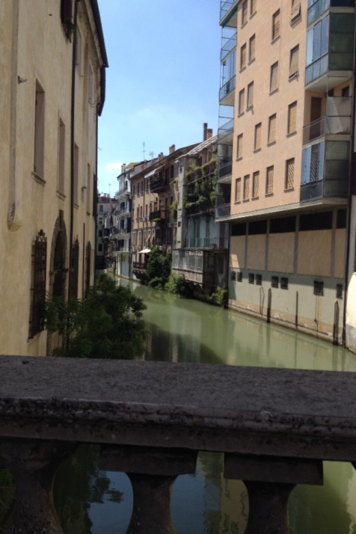 Watercourse in Padua