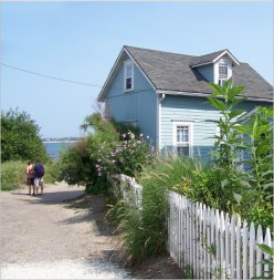 The Cottage By The Sea, Short Story, Fiction And Poetry