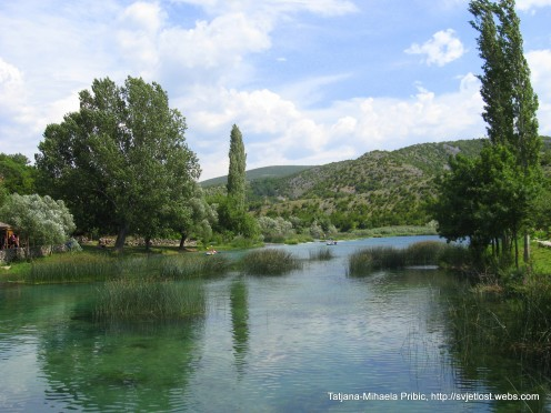River Zrmanja, Croatia, Photo by Tatjana-Mihaela Pribic
