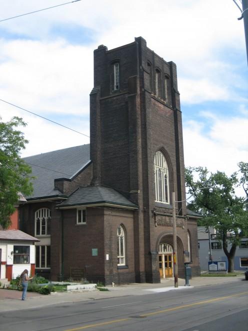 St John's Presbyterian Church, Toronto