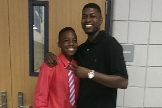 On April 29, 2017, Jordan Edwards (left), a 15-year-old African American boy, was fatally shot by white police officer Roy Oliver in Balch Springs, Texas.