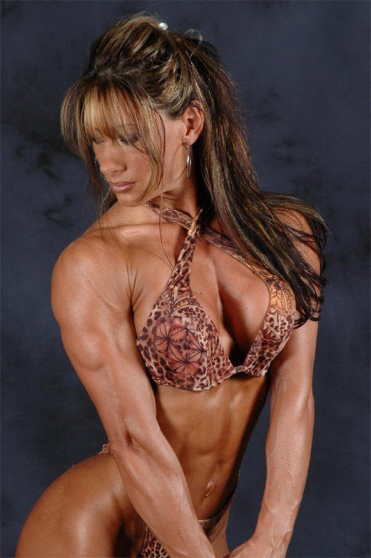 Cristiana Casoni - Female Fitness
