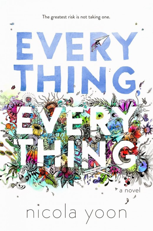 Everything, Everything book poster