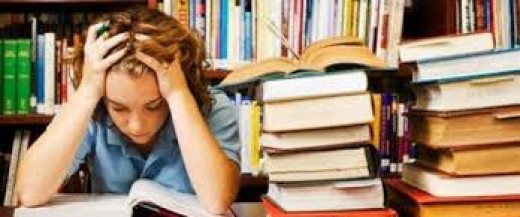 College leads to a taxing amount of stress on young individuals.