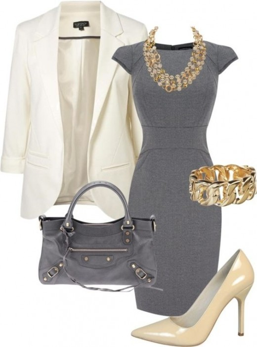 Mix Neutrals for a Complete Look