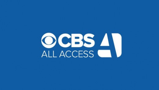 The CBS All Access app provides access to CBS shows and movies