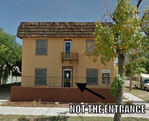 Colorado Springs Legal Aid Office