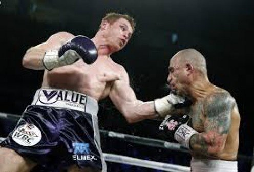 In one of his biggest wins, Canelo Alvarez beat Miguel Cotto by clear decision.