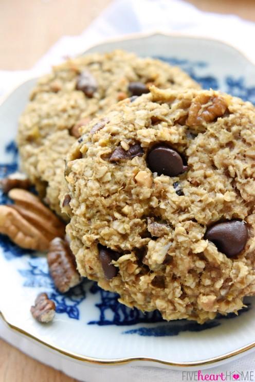 "Let's Eat ""Healthy"" Cookies for Breakfast!"