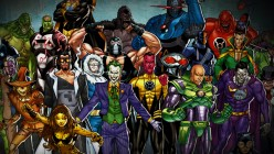 Top Ten Most Popular Super Villains