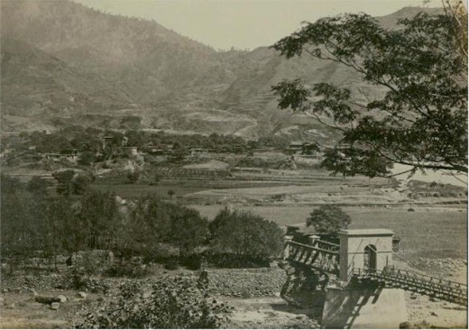 Chamba in 1865 AD.