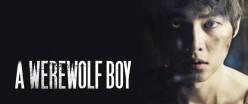 "Song Joong-ki as ""A Werewolf Boy"""