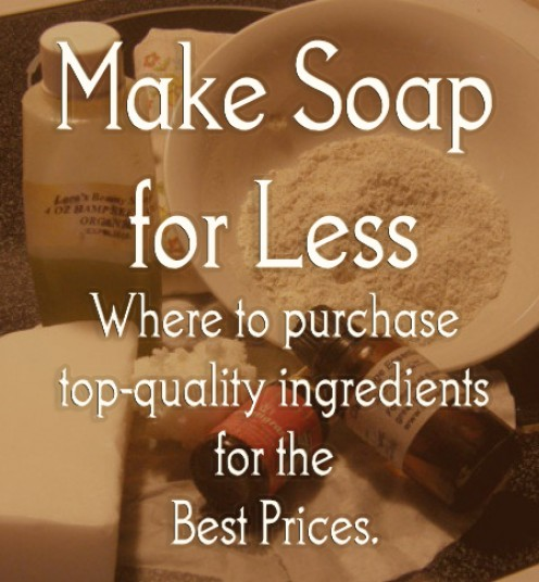Ingredients for Soap – Where to Buy Quality Supplies and Ingredients Cheap