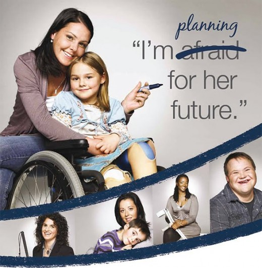 RDSP registered disability savings plan for people with disabilities to live when they are older.   All Children with Disabilities should have this we are still people after we are 21.