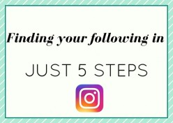 How To (Naturally) Gain Instagram Followers