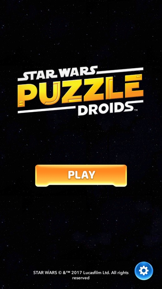 Star Wars Puzzle Droids Screen Shot