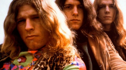 Blue Cheer band prior to break-up.
