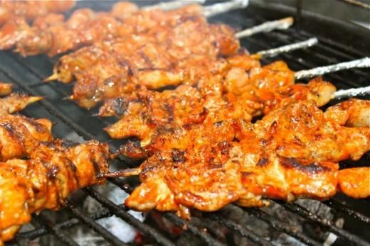 Chick or Pork Barbeque