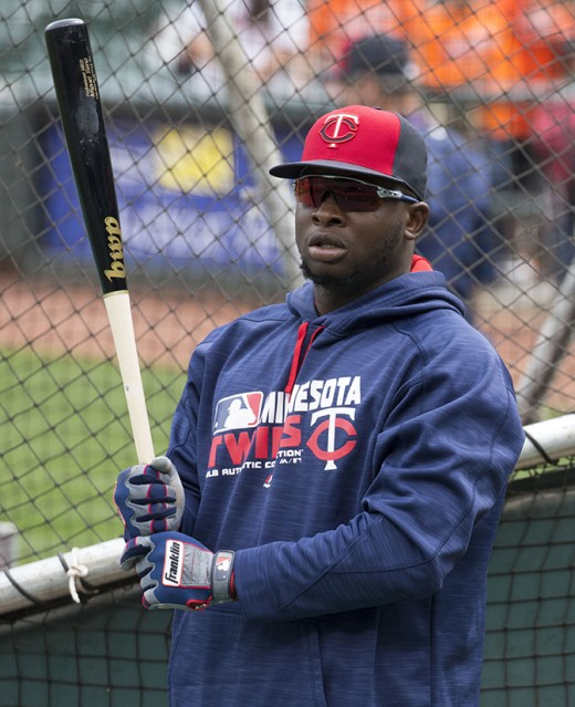 Miguel Sano, with 11 homers and 37 RBIs, is a big reason for the Minnesota's surprise appearance atop the standings.