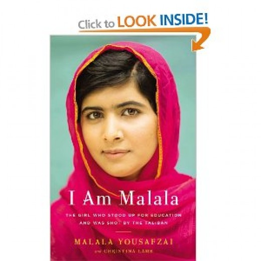 Malala's best seller enabled her to project her work for educating girls in under-developed regions.