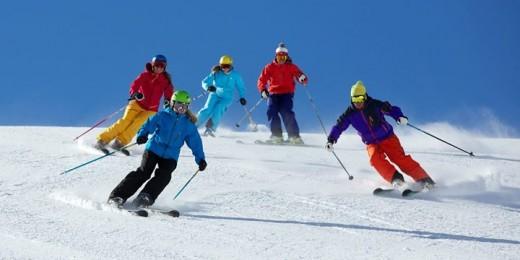 Malam Jabba Skiing Trip Jan 2017.