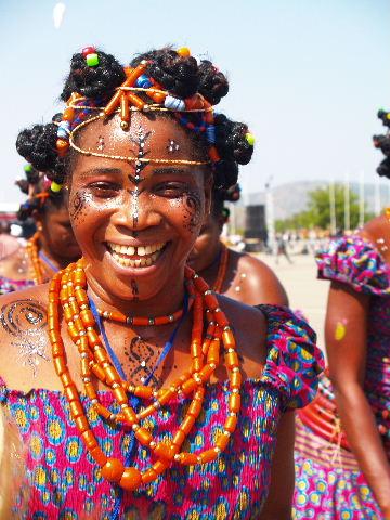 Nathaniel Ajibola Igbo Woman Nigeria