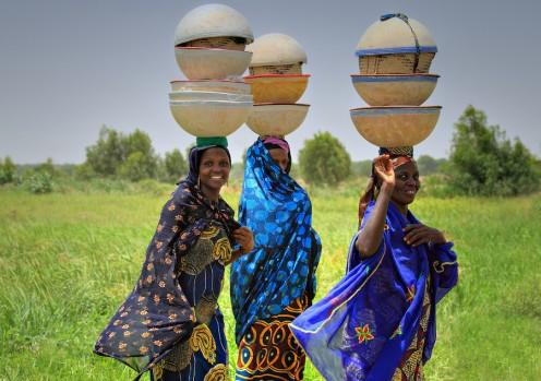 Hausa Traders