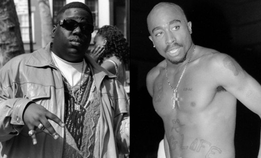 Tupac Vs Biggie