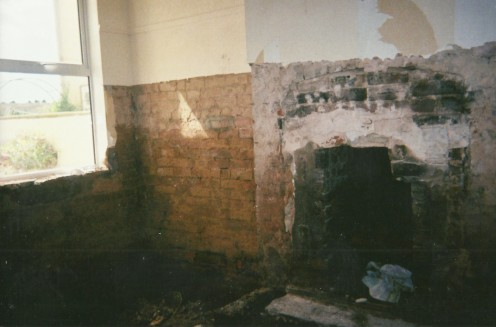 The Dining Room after the flood