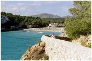 Cala Mandia Beach, Majorca