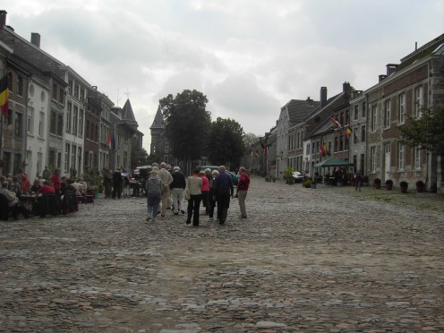 Limbourg - central square