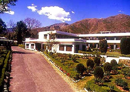 Serena Hotel of Swat.