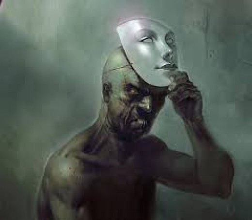 Brian despised his own face and he wanted others to feel his pain both physically and mentally.