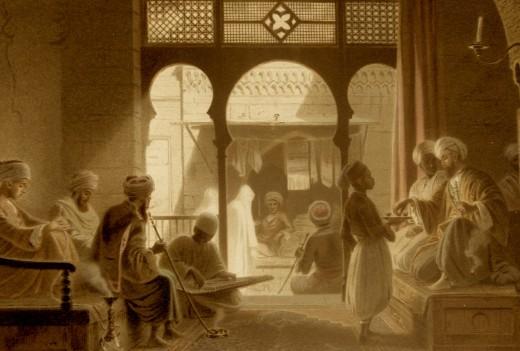 Arabic Coffee House