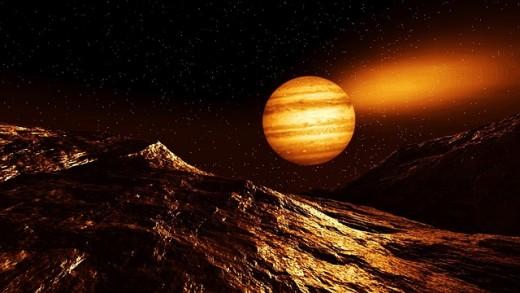 Jupiter grounds Pisces for Capricorn