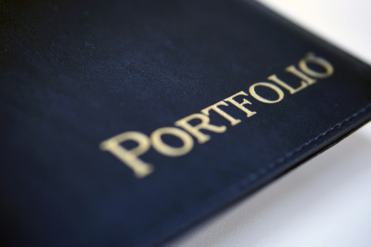 Build your portfolio before you start looking for work. This will save you a lot of time.