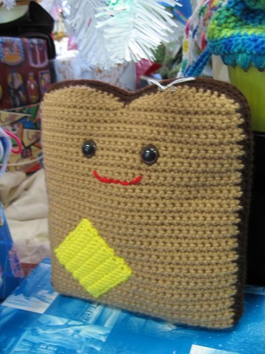 Amigurumi Patterns Free Food : FREE CROCHET HAMBURGER PATTERN - Crochet and Knitting Patterns